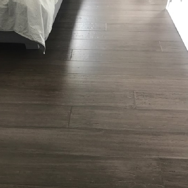 Vanity Bamboo Parquet Bamboo Strand Woven Colonial Parquet