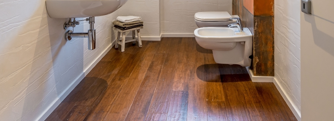 Vanity Bamboo - parquet in bagno e cucina parquet bamboo in bagno ...